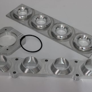 ecotec, gm, 2.0, 2.2, 2.4, autosports engineering, billet , intake flange