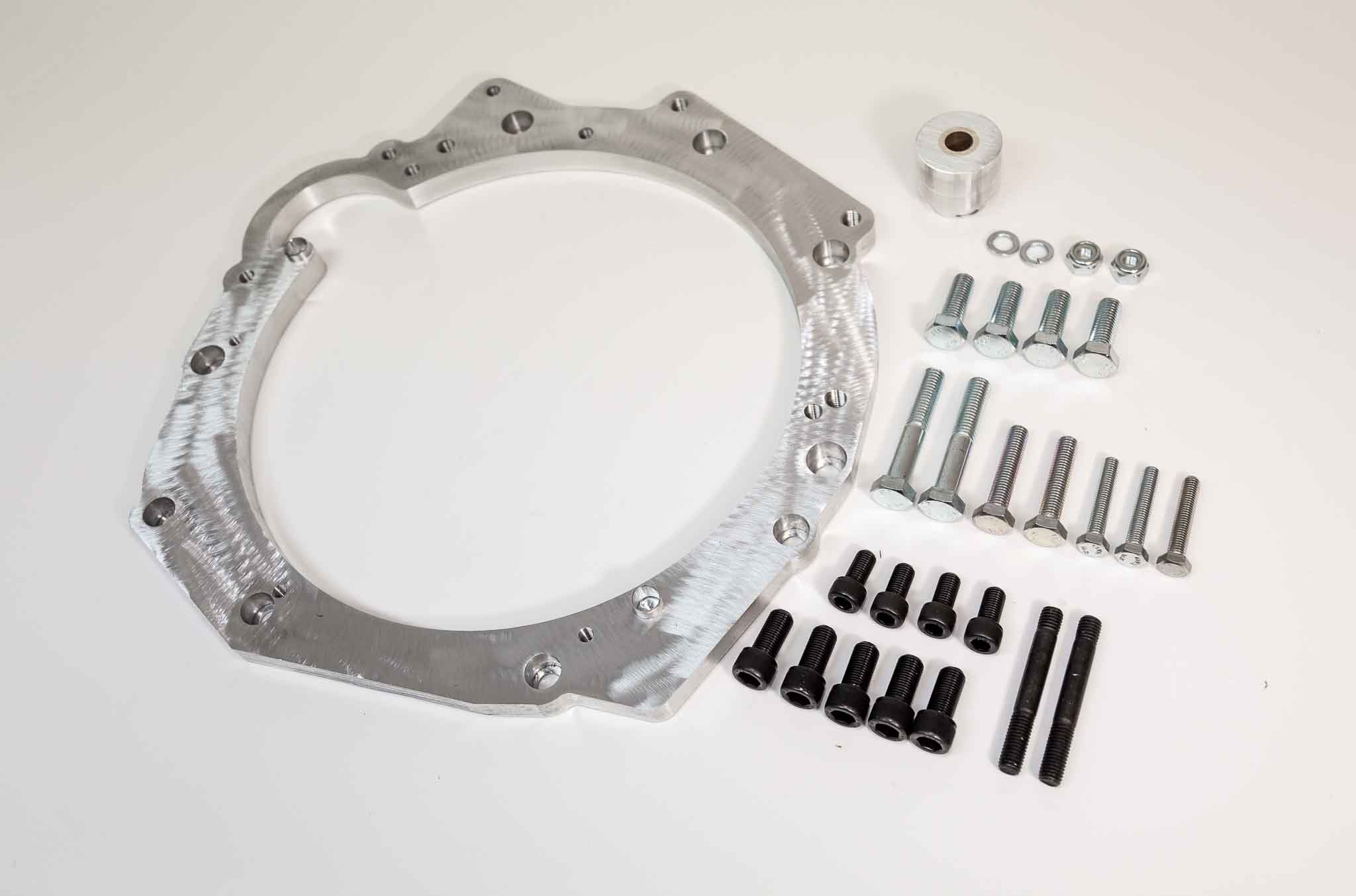 Autosports Engineering 2JZ 1JZ Engine to BMW ZF Getrag M3 Transmission  Adapter Plate Only