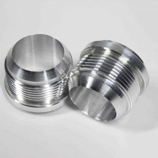 20an, -20an, weld, fitting, bung, aluminum