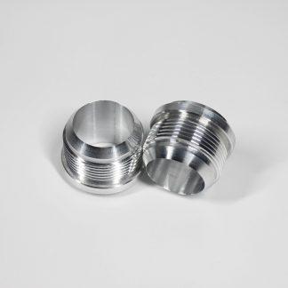 16an, -16an, weld, fitting, bung, aluminum